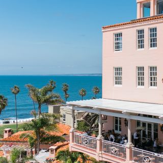 The Med at La Valencia Hotel