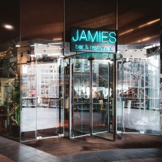 A photo of Jamies London Wall restaurant