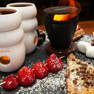 A photo of Max Brenner - Union Square restaurant