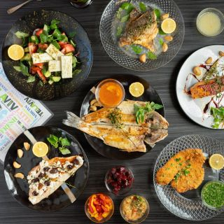 A photo of Tel Aviv Fish Grill restaurant