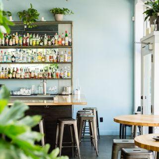 A photo of OK Omens restaurant