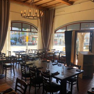 A photo of Abrazo restaurant