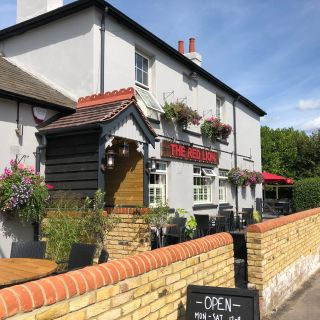 The Red Lion Chobham