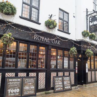 Royal Oak - 18 Goodramgate