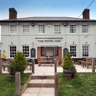 A photo of Royal Oak Inn restaurant