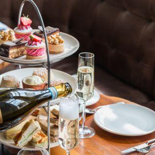 A photo of Afternoon tea at Radisson Blu Edwardian Heathrow restaurant