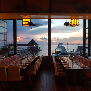 Una foto del restaurante Puerto Madero - Cancun