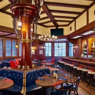 Ship Tavern at the Brown Palace