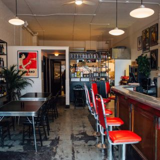 A photo of Osteria da elda restaurant