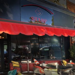 A photo of Stamp Bar & Grill restaurant
