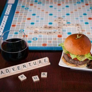A photo of Adventure Pub restaurant