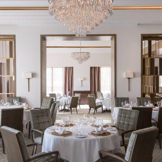 Una foto del restaurante The Club Grill - The Ritz-Carlton Cancun