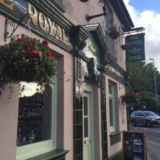 A photo of The Royal Oak restaurant