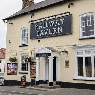 A photo of Railway Tavern restaurant