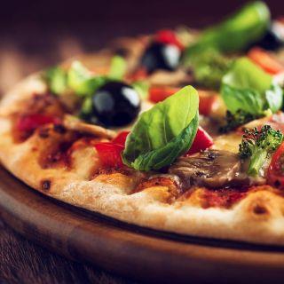 A photo of Mediterranean Grill & Pizzeria restaurant
