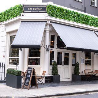 A photo of The Hayden restaurant