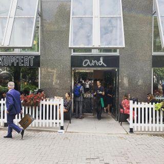 Kupfert & Kim Restaurant - Yorkville
