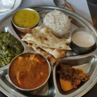 Spice & Grill: The Indian Kitchen