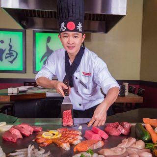 A photo of Kobe Japanese Steakhouse - St. Petersburg restaurant