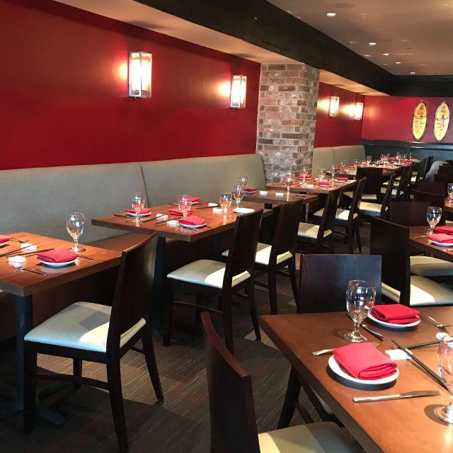 Jia Modern Chinese Asian Lounge Restaurant Dallas Tx