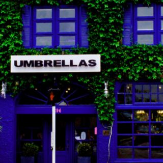 A photo of Umbrellas 1296 restaurant