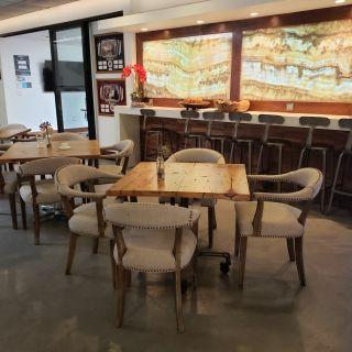 A photo of Jerusalem Grill - Menlo Park restaurant