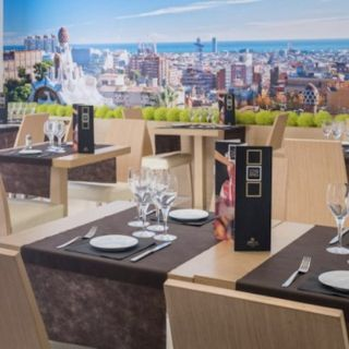 Una foto del restaurante 128 Rambla Restaurante - Hotel Rivoli Rambla