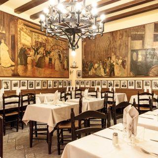 Una foto del restaurante Can Culleretes