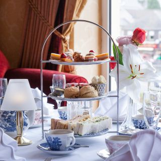 Afternoon Tea at Canal Court Hotel