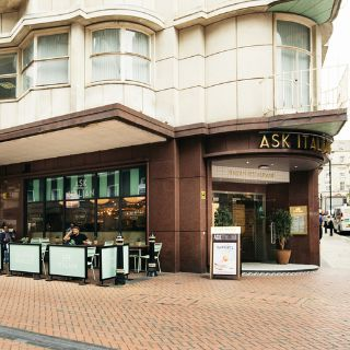 A photo of ASK Italian Birmingham City Centre restaurant