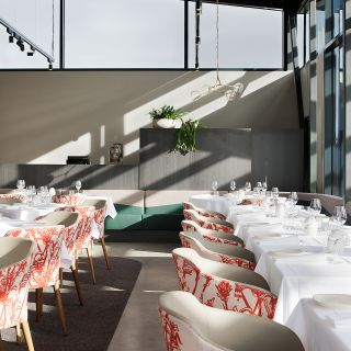 A photo of Ezard at Levantine Hill - Signature Restaurant restaurant