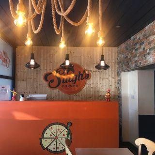 A photo of Singh's Corner restaurant