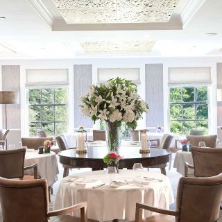 Foto von The Dining Room at the Mayflower Inn & Spa Restaurant