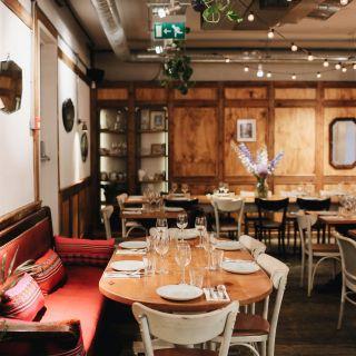 A photo of Pachamama restaurant