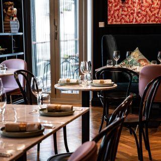 A photo of Salon de Co - Ovolo Inchcolm Brisbane restaurant