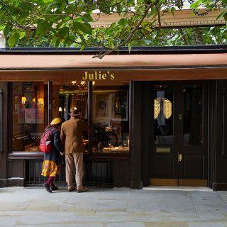 A photo of Julies Restaurant restaurant