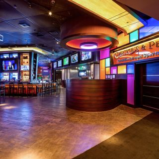 A photo of Chickie's & Pete's - Tropicana restaurant