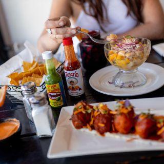 Foto von La Viga Seafood Restaurant