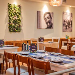 Foto von Yamas mezé restaurant & weinbar Restaurant