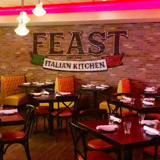 A photo of Feast Italian Kitchen restaurant
