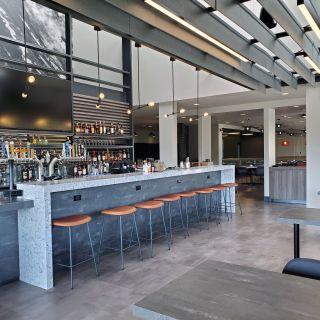 A photo of Osprey restaurant