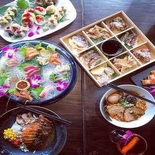 A photo of YUME Ramen, Sushi and Bar restaurant