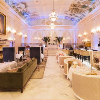 A photo of The Palm Court at the Ritz-Carlton – The Afternoon Tea Experience restaurant