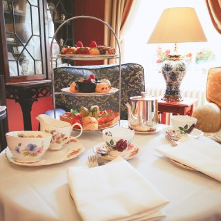 A photo of Afternoon Tea at Roganstown Hotel and Country Club restaurant