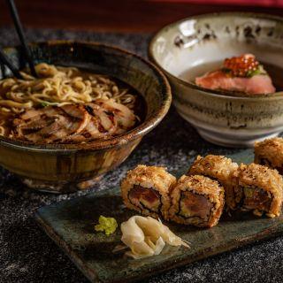 A photo of Robata Japanese Grill - Metepec restaurant