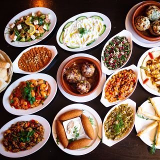 A photo of Maydanoz restaurant