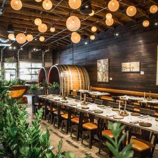A photo of Cultura restaurant