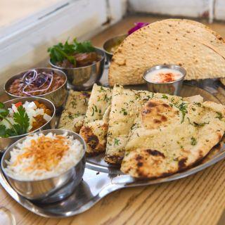 A photo of Badshah Modern Indian Restaurant restaurant
