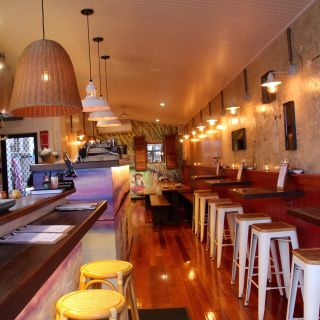 A photo of Vegan Mile restaurant