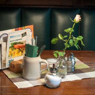 A photo of Maxi - Autohof Nossen restaurant